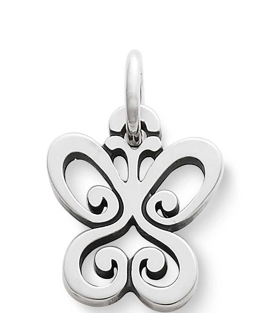 James Avery Spring Butterfly Charm