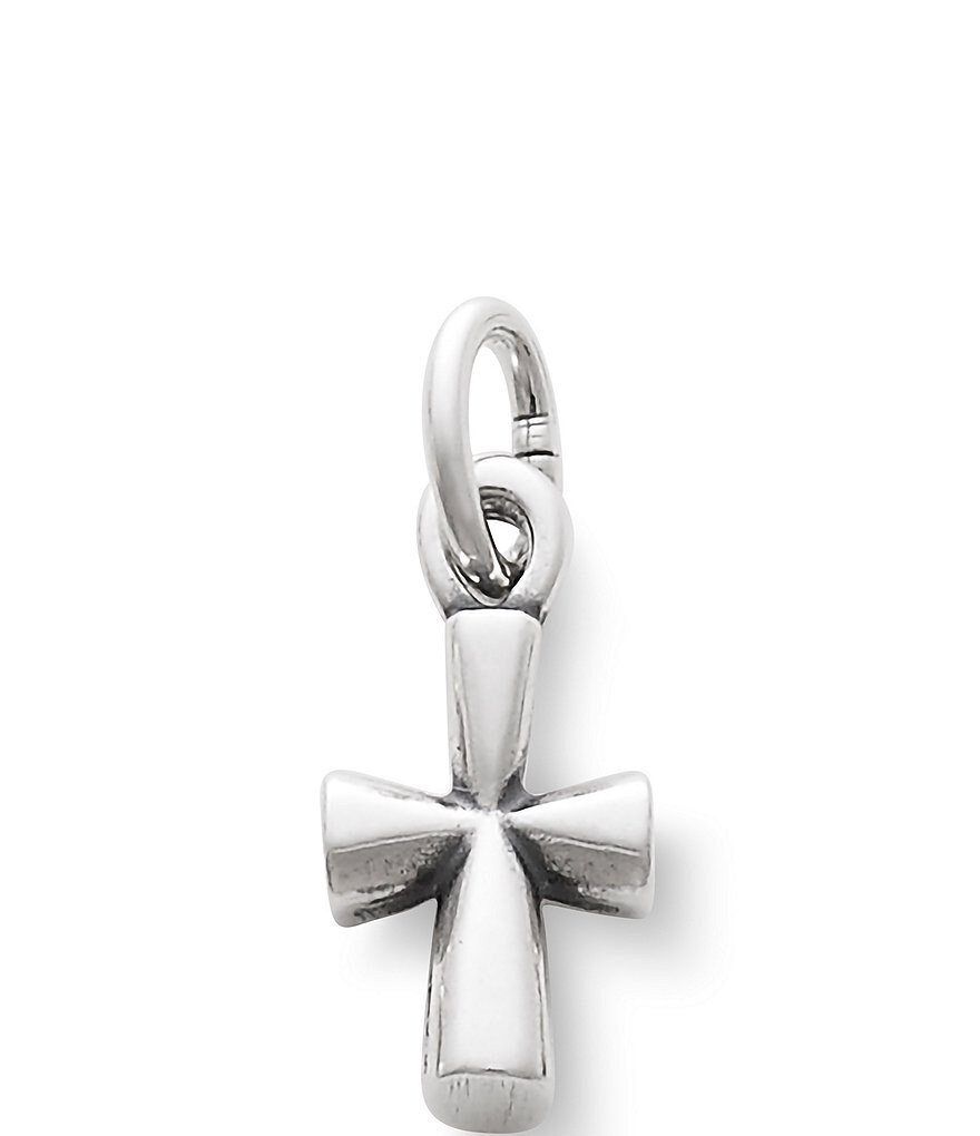 James Avery St. Teresa Small Cross Charm