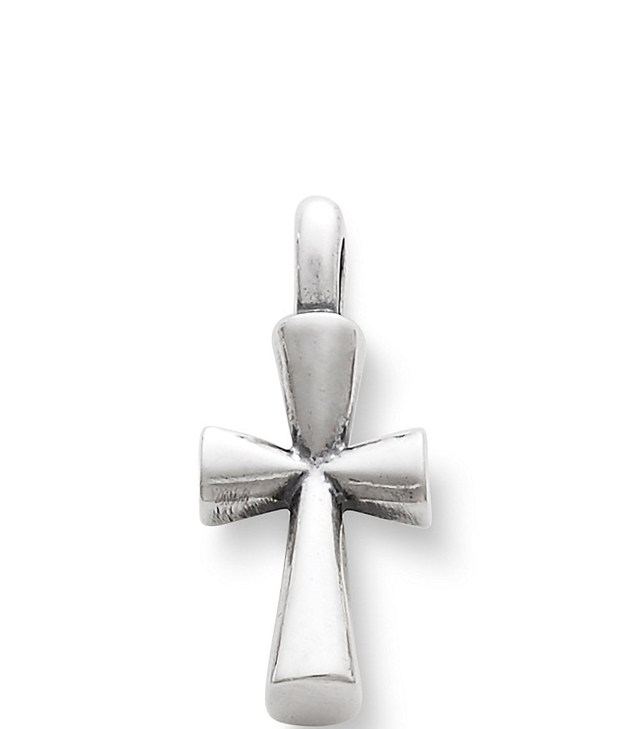 James Avery St. Teresa Cross Charm