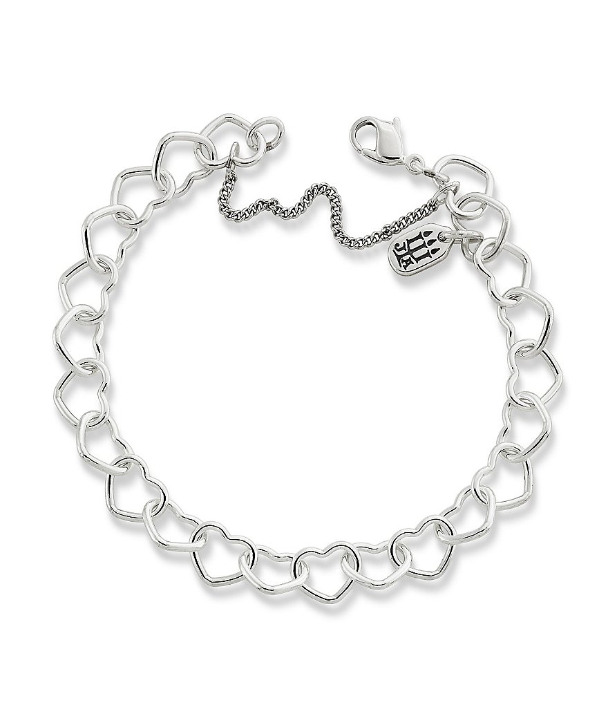 hurleyburley original personalised charm silver jewellery bracelet sterling name shop bracelets