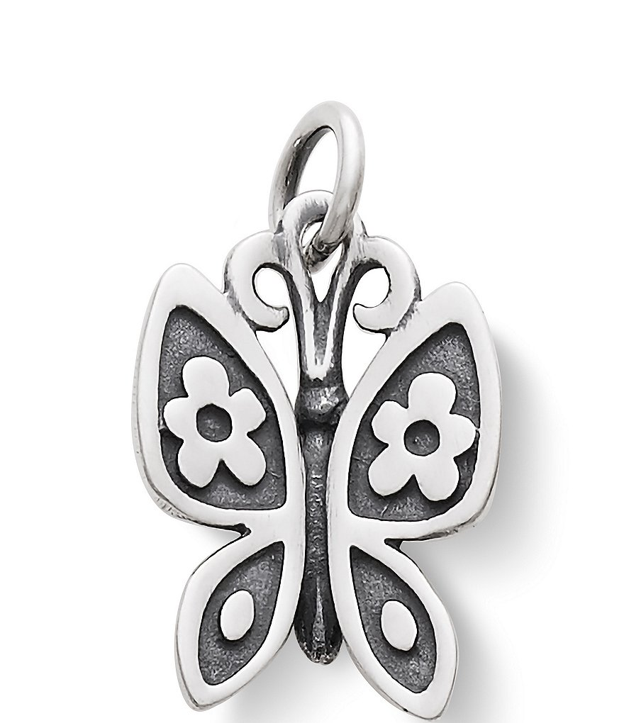 James Avery Sterling Silver Mariposa Charm