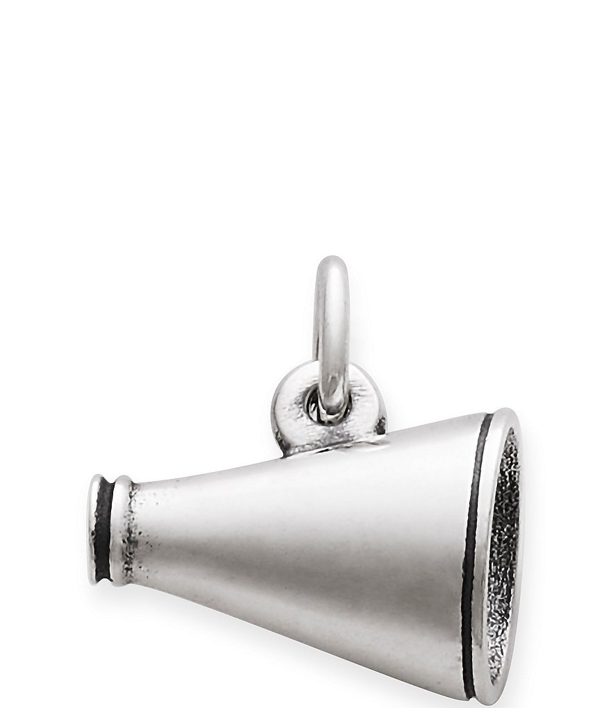 James Avery Sterling Silver Megaphone Charm