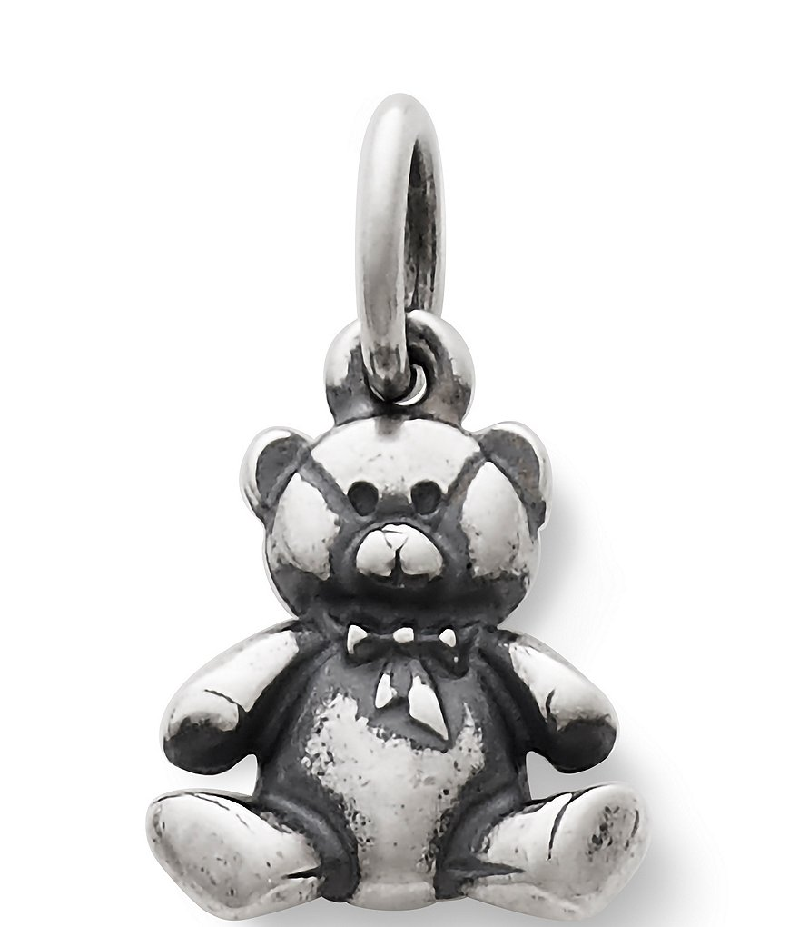James Avery Stuffed Teddy Bear Charm