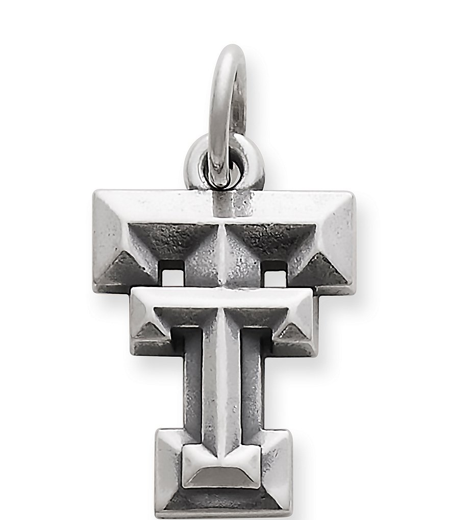 James Avery Texas Tech Charm