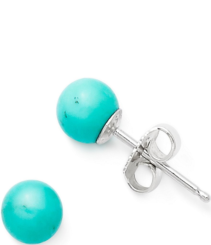 James Avery Turquoise Earrings
