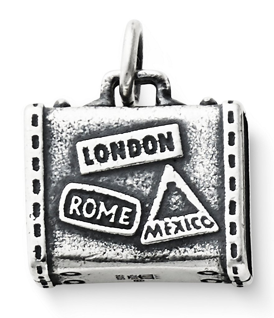 James Avery World Traveler Charm
