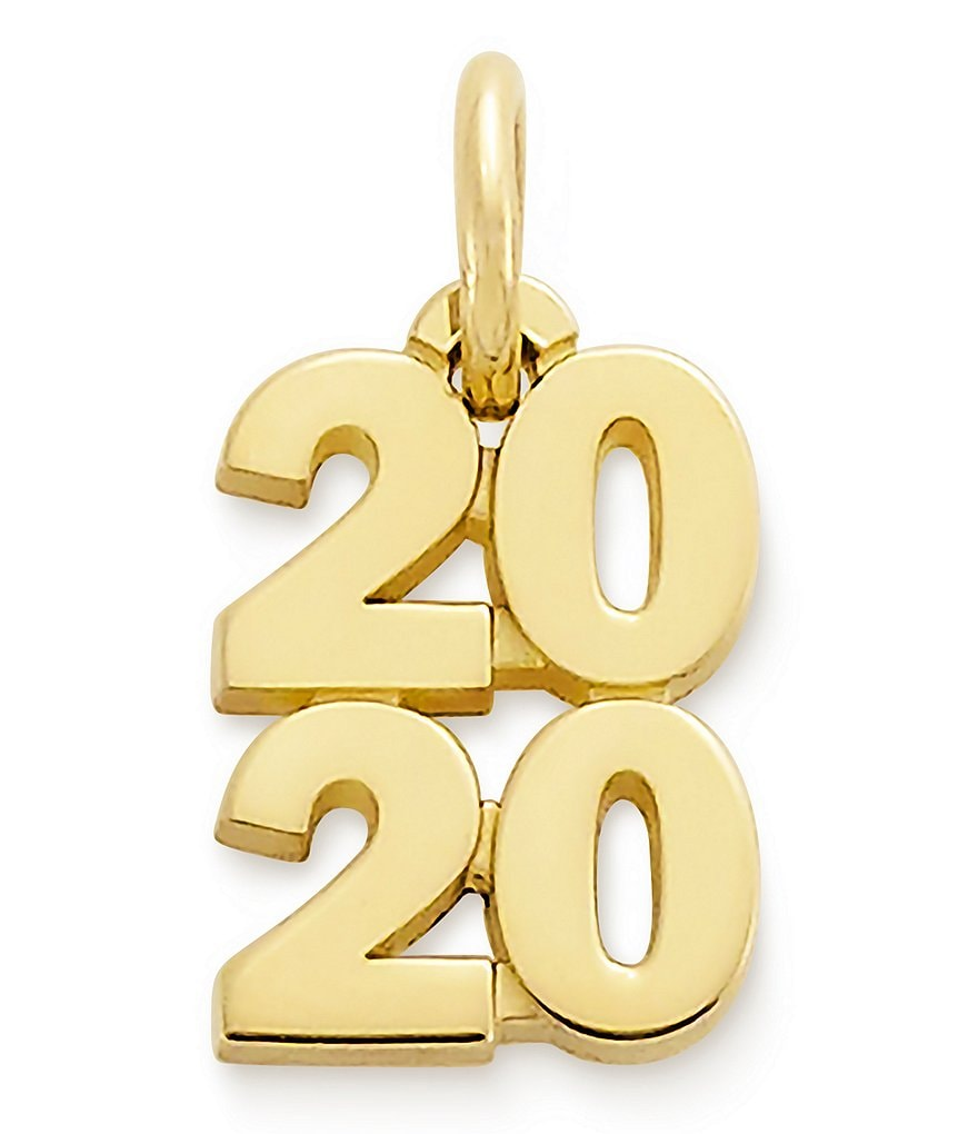 James Avery Year 2020 Charm