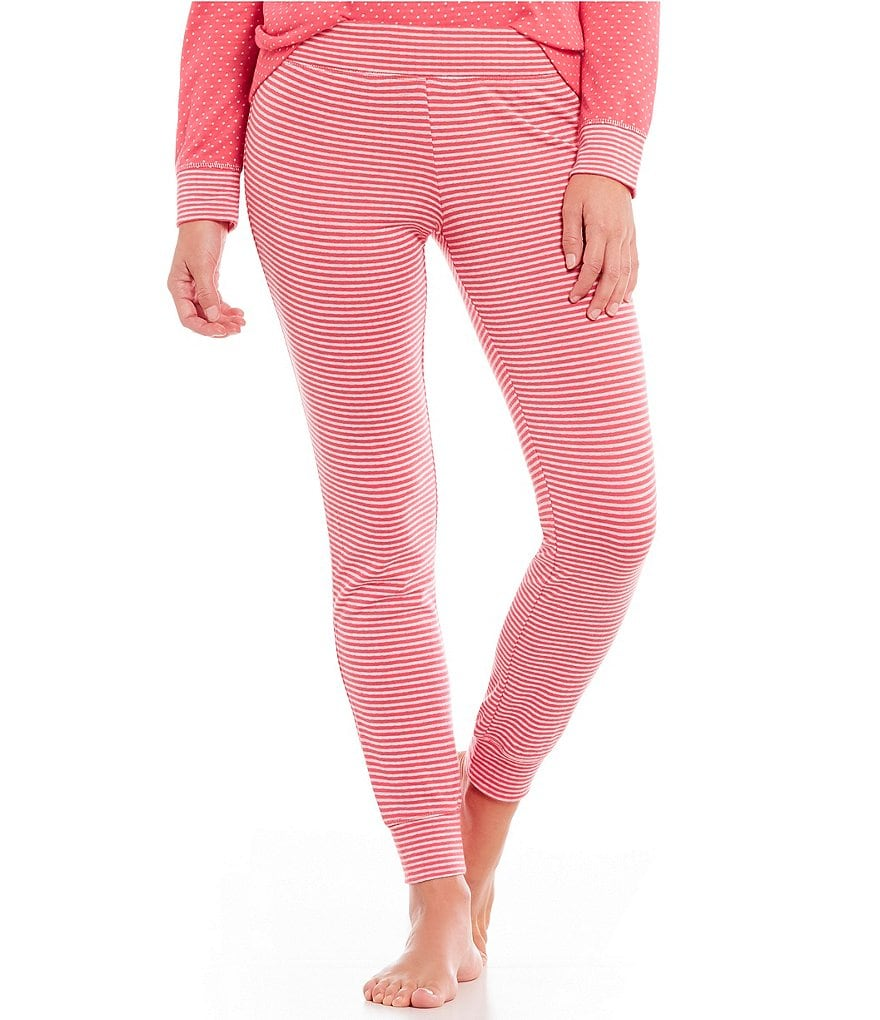 Jasmine & Ginger Striped Sleep Pants