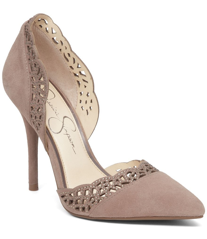 Jessica Simpson Teriann Pumps