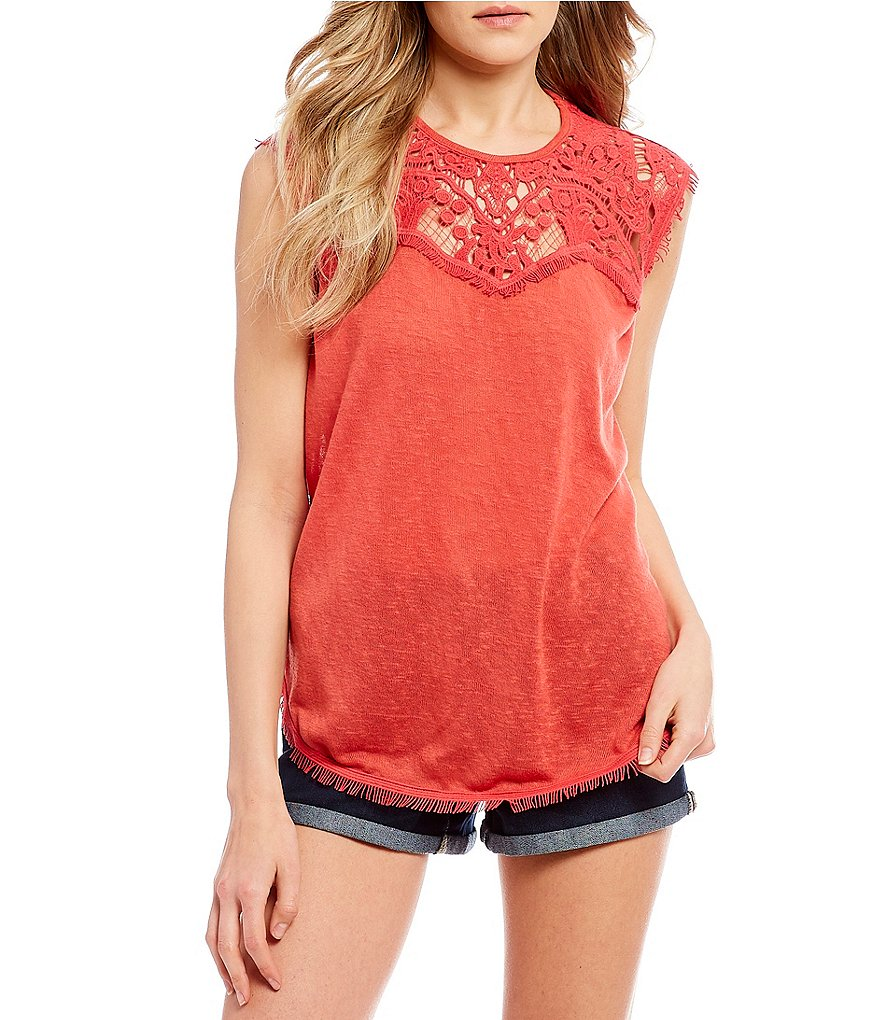 Jessica Simpson Wylma Knit Top