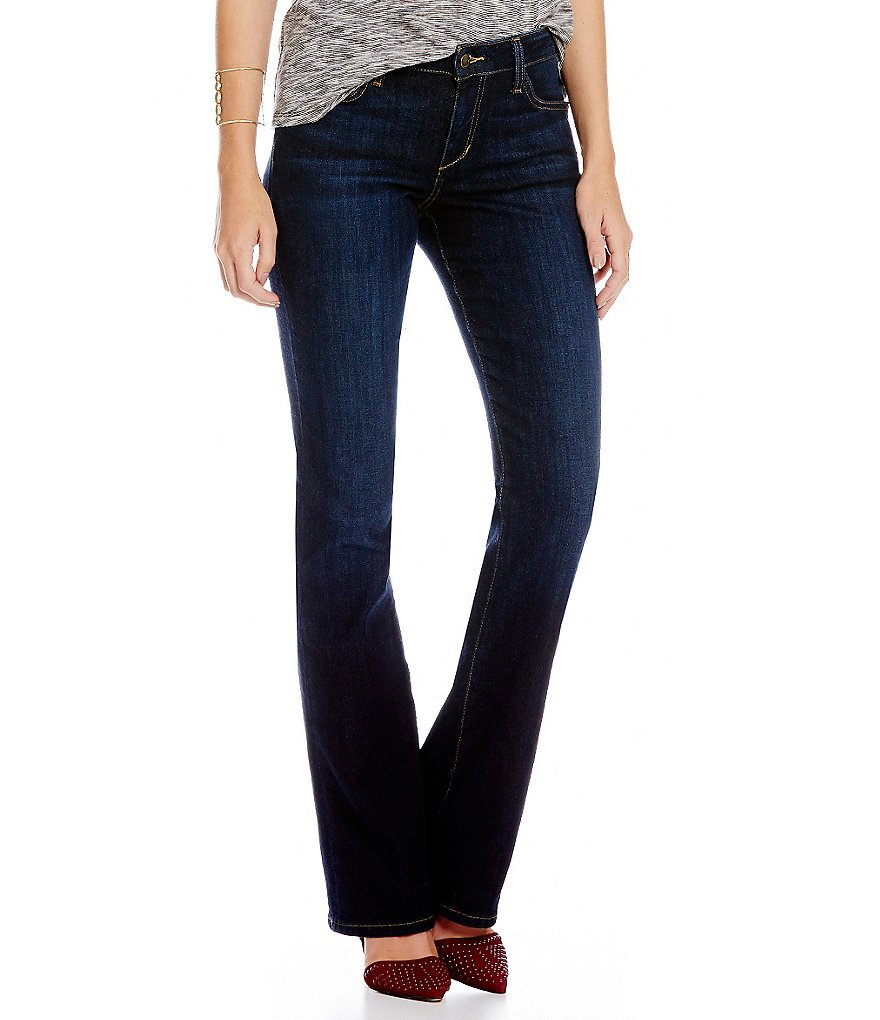 Joe's Jeans Rikki Curvy Honey Bootcut Jeans