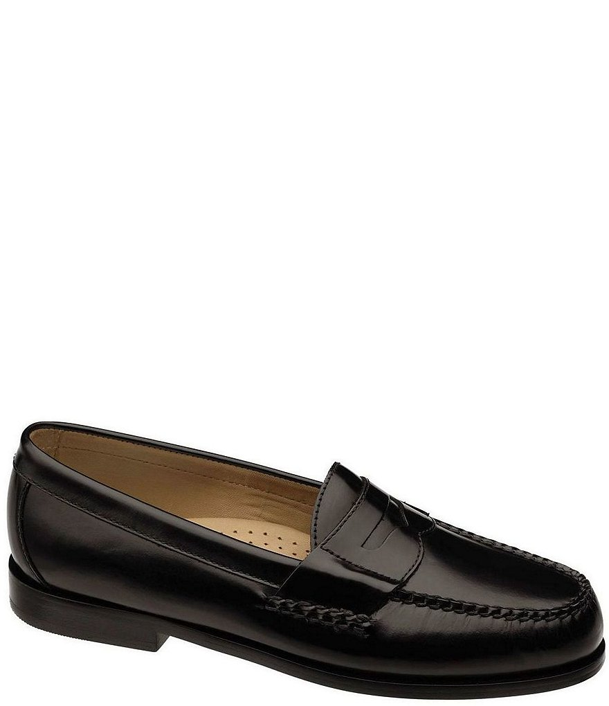 e9d864542c1 Johnston   Murphy Hayes Dress Penny Loafers