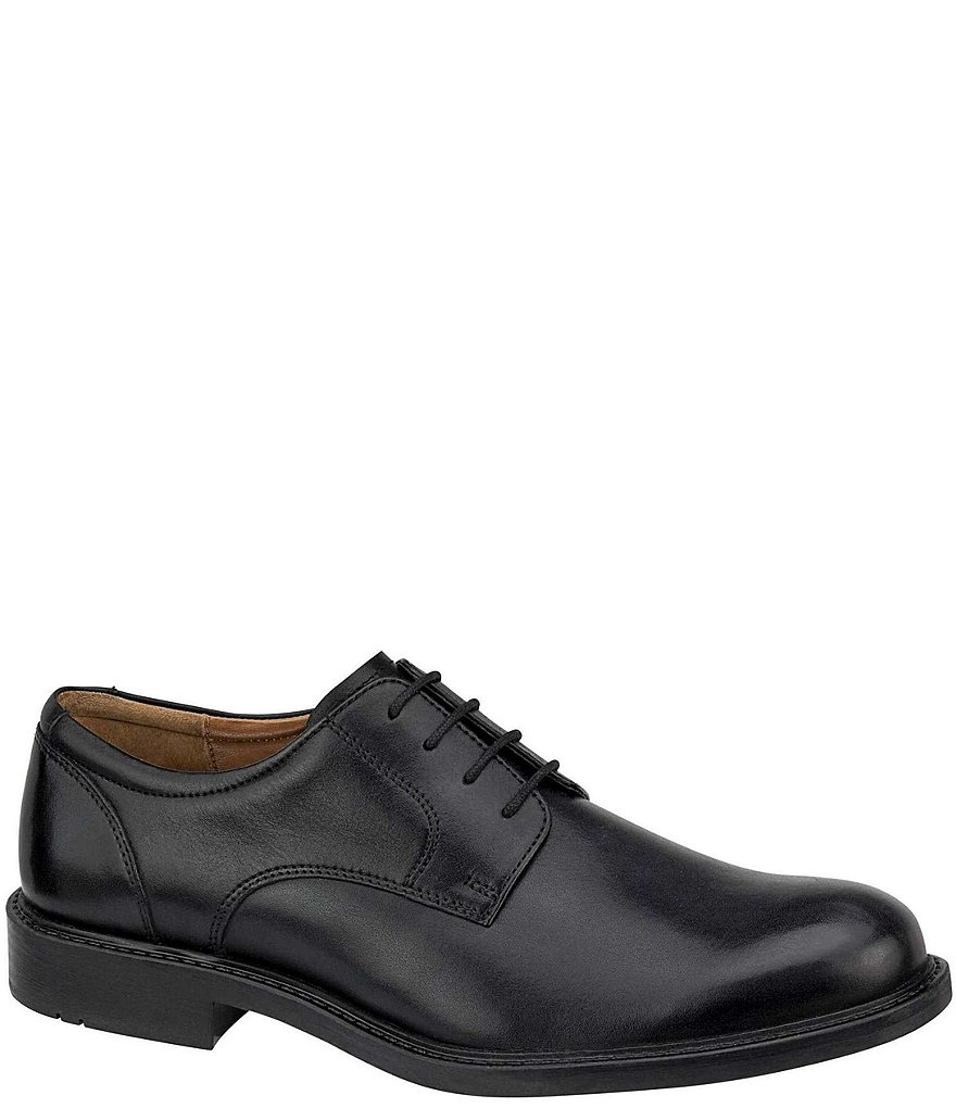 Johnston & Murphy Tabor Plain-Toe Dress Shoes