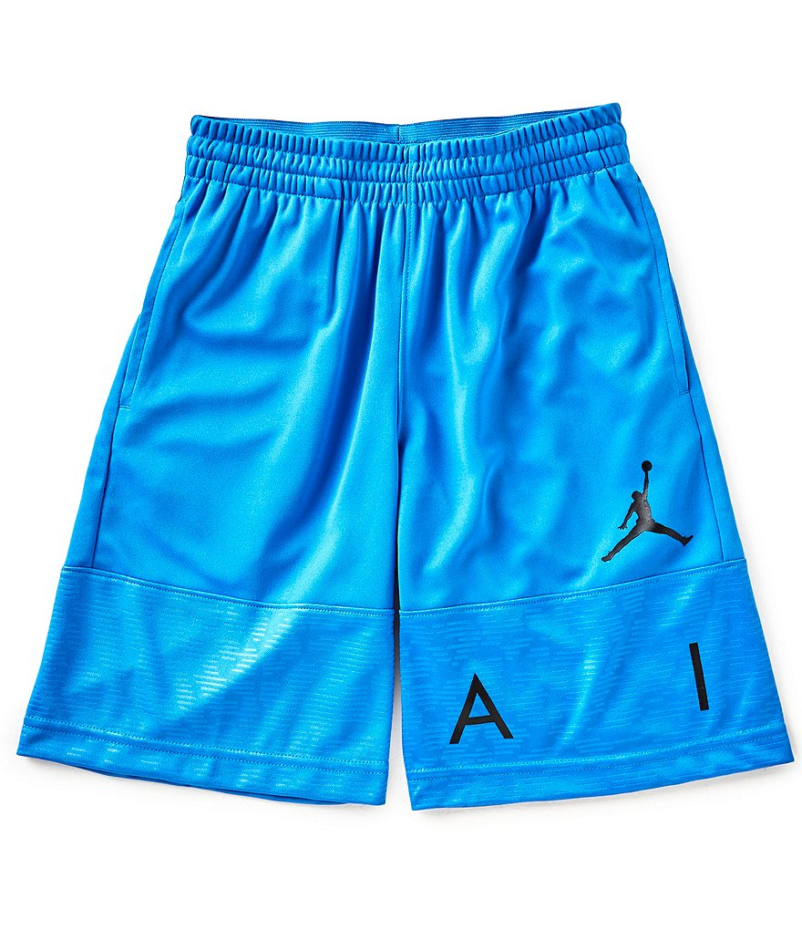 Jordan Big Boys 8-20 Rise Graphic Shorts