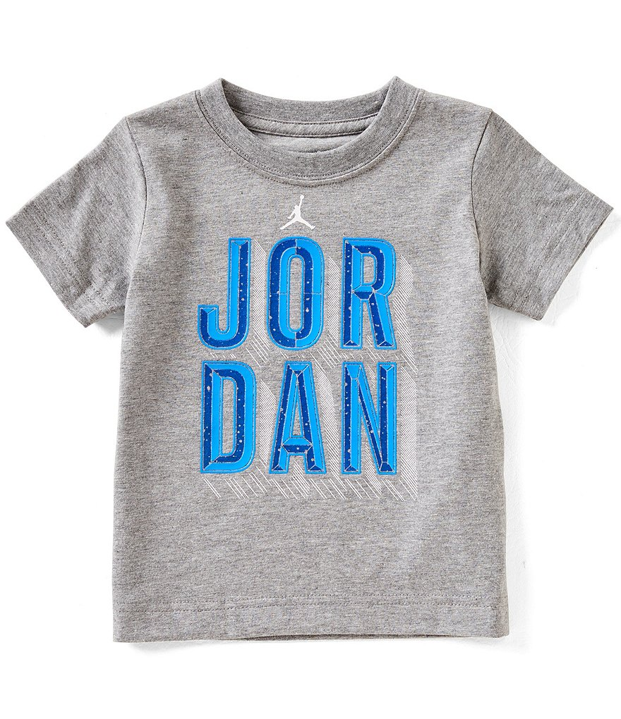 Jordan Little Boys 2T-4T Dimension Short-Sleeve Tee