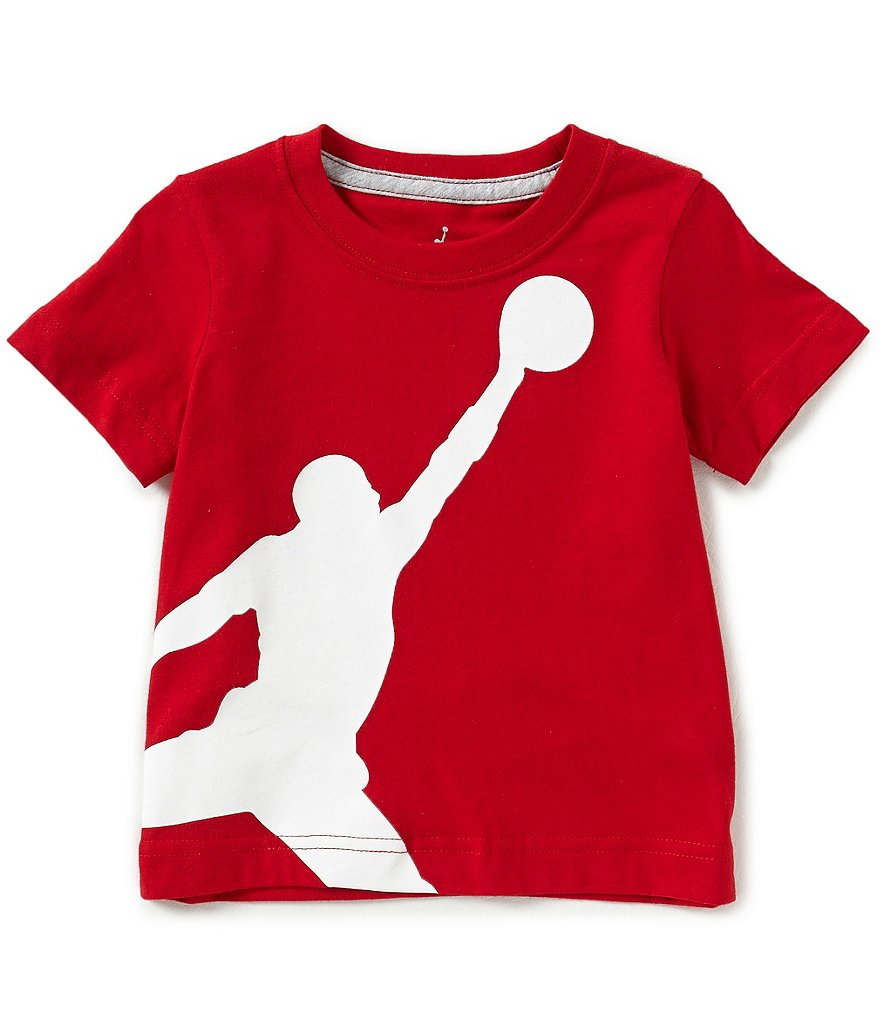 Jordan Little Boys 2T-7 Jumbo Jumpman Short-Sleeve Graphic Tee