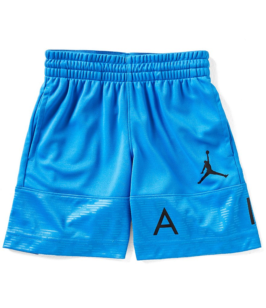Jordan Little Boys 4-7 Dri-FIT Rise Graphic Shorts