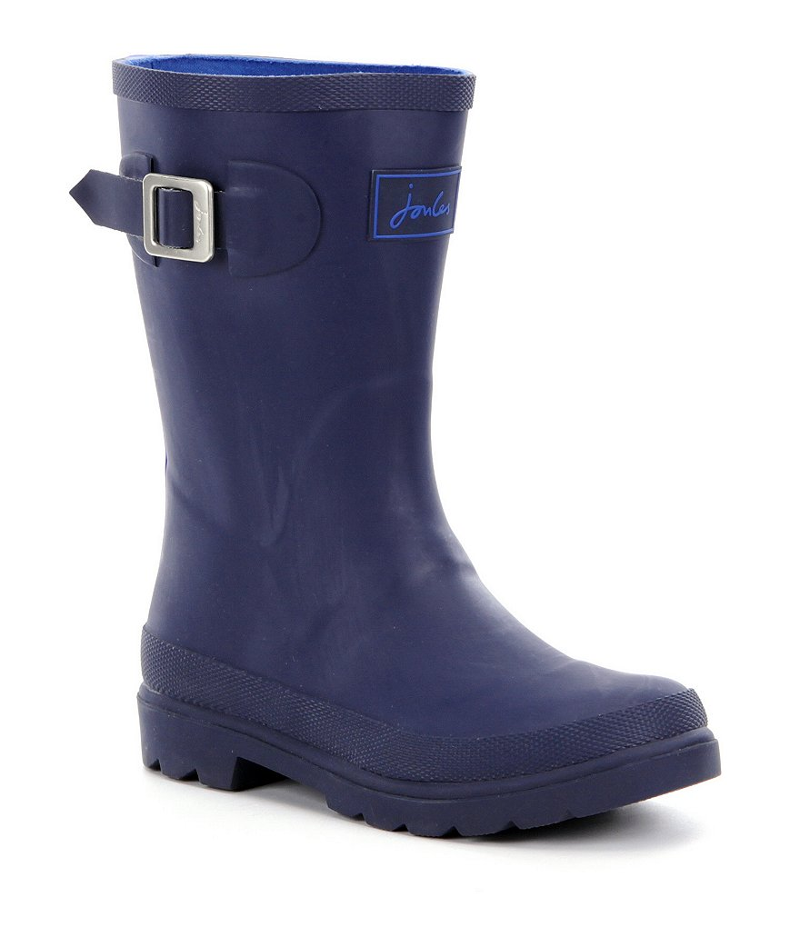 Joules Boys´ Field Welly Waterproof Boot