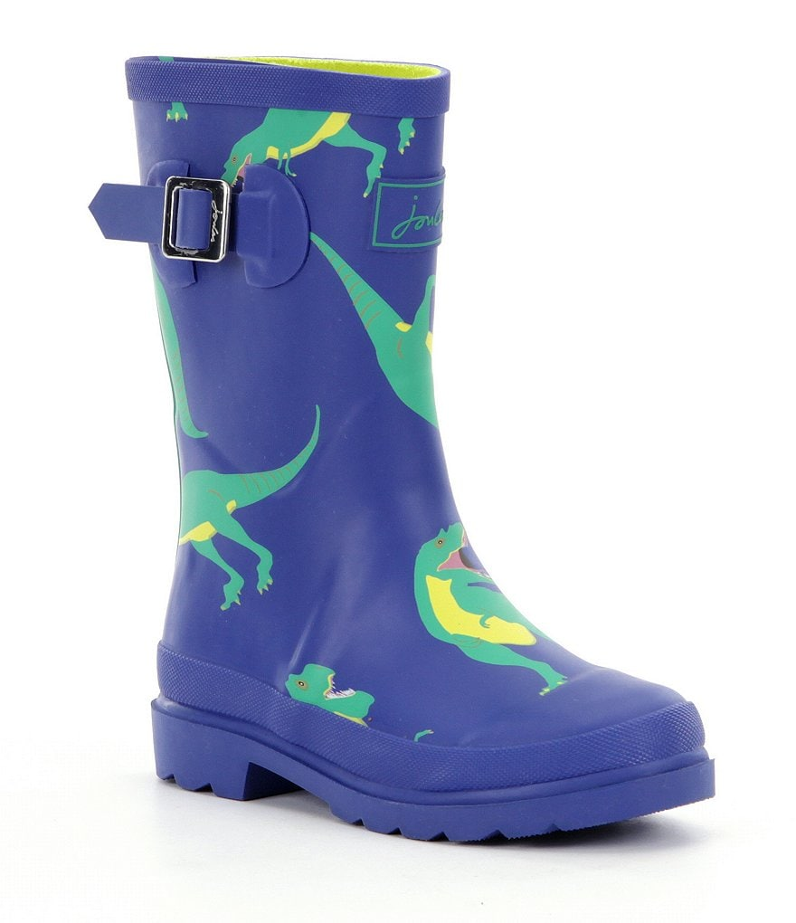 Joules Boys' Welly Waterproof Boots