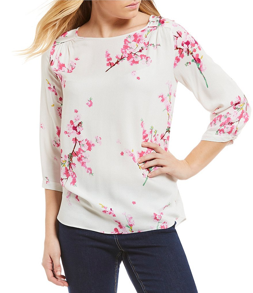 Joules Kayla Long Sleeve Top