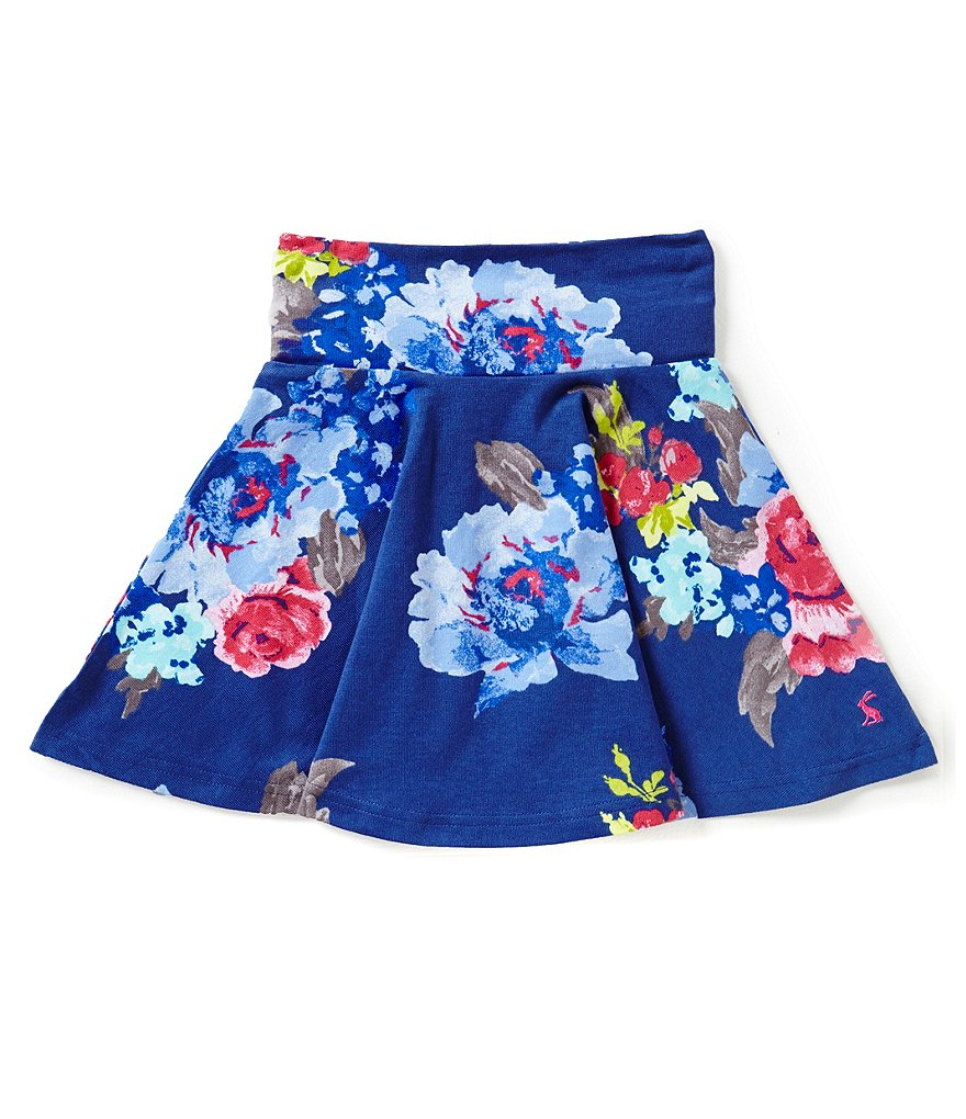 Joules Little Girls 3-6 Jen Floral Skirt