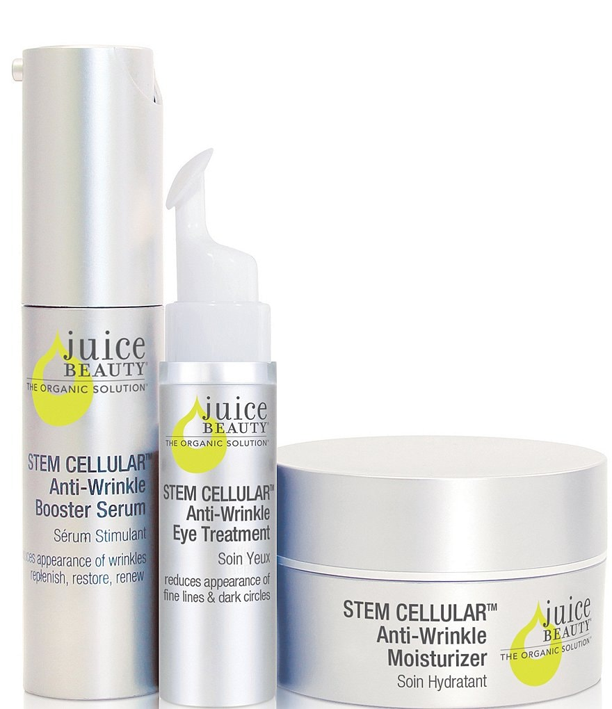 Juice Beauty STEM CELLULAR™ Anti-Wrinkle Solutions Kit
