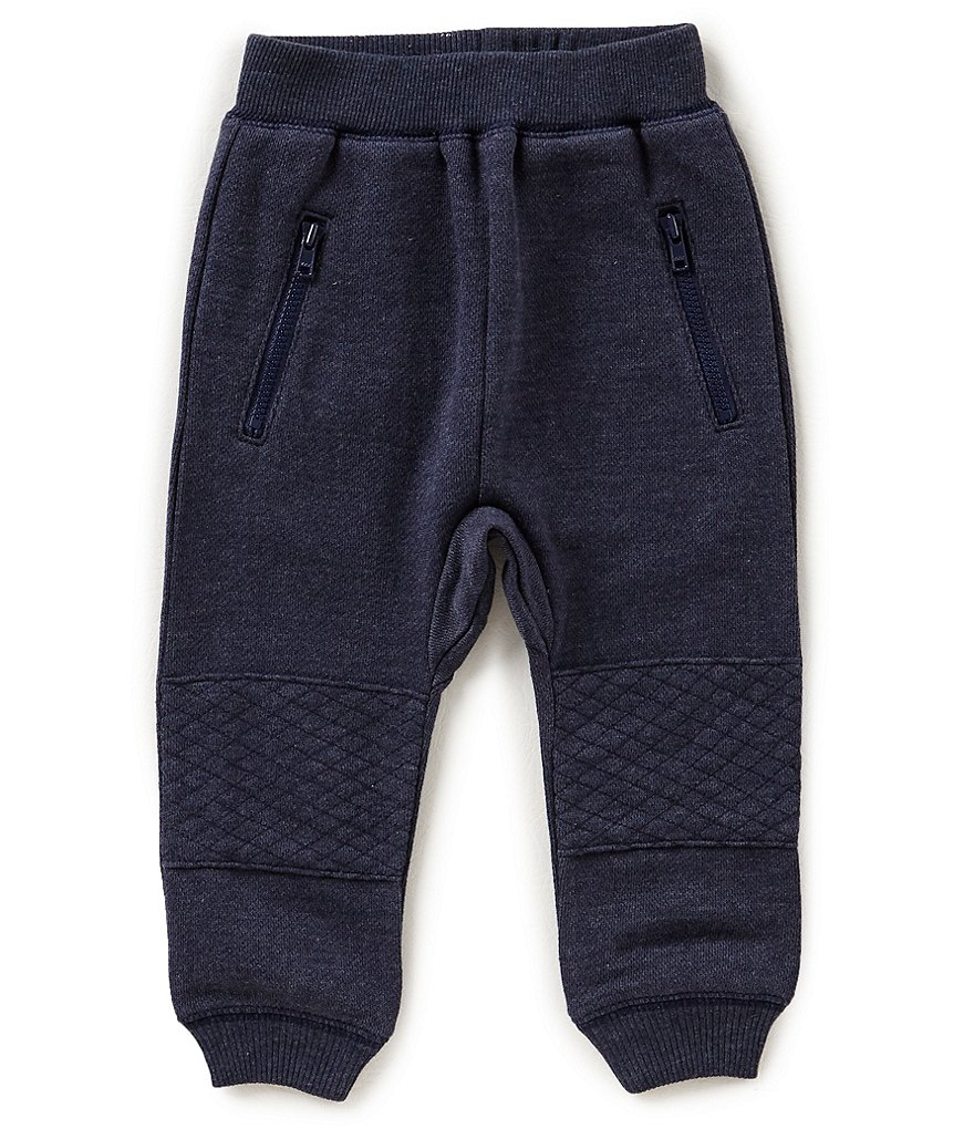 Kapital K Baby Boys 12-24 Months Solid Jogger Pants