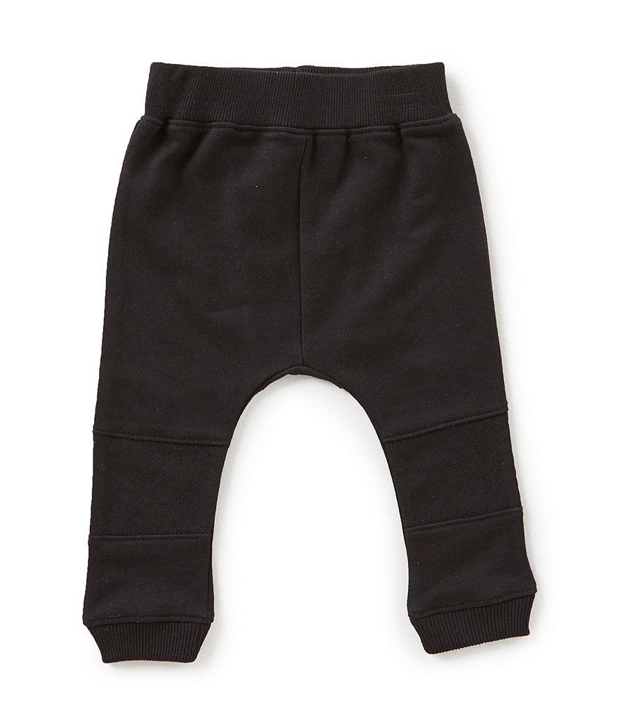 Kapital K Baby Boys Newborn-9 Months French Terry Jogger Pants