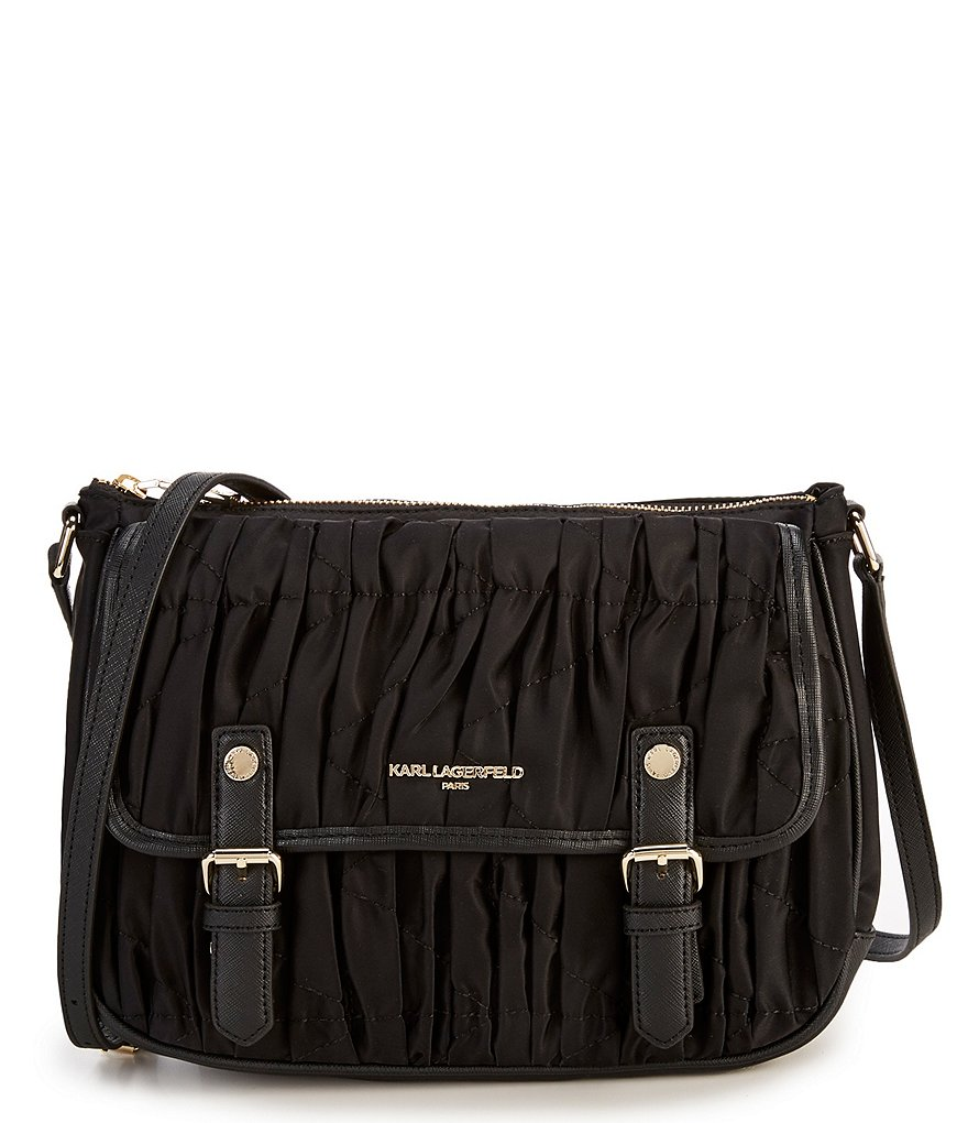 KARL LAGERFELD PARIS Kourtney Cross-Body Bag