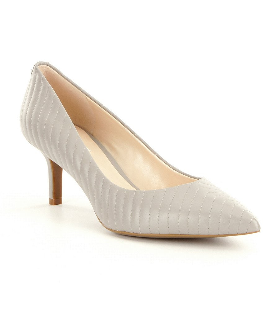 KARL LAGERFELD PARIS Rosette Pumps