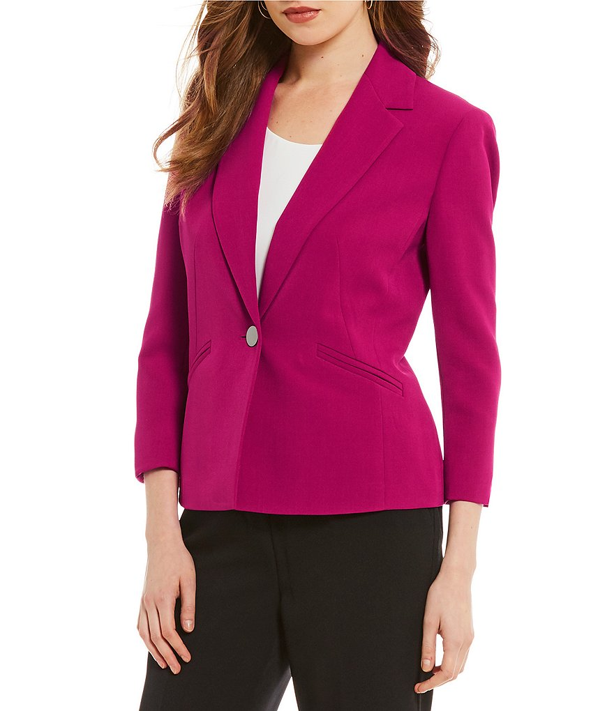 Kasper Notch Lapel Jacket