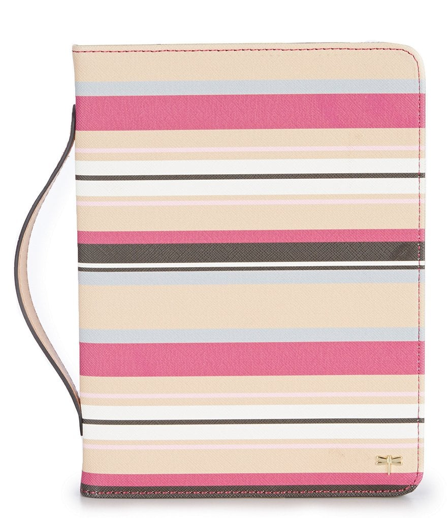 Kate Landry Cubana Stripe Mini iPad Case