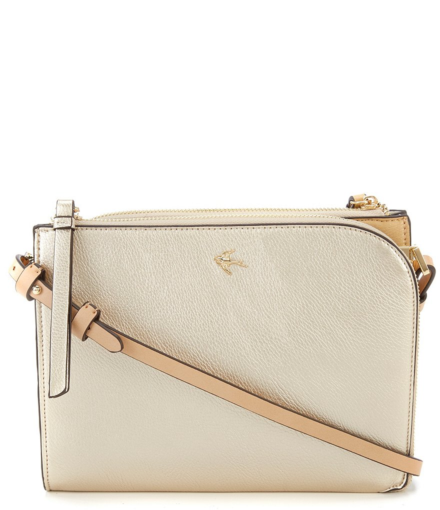 Kate Landry Double Vision Cross-Body Bag