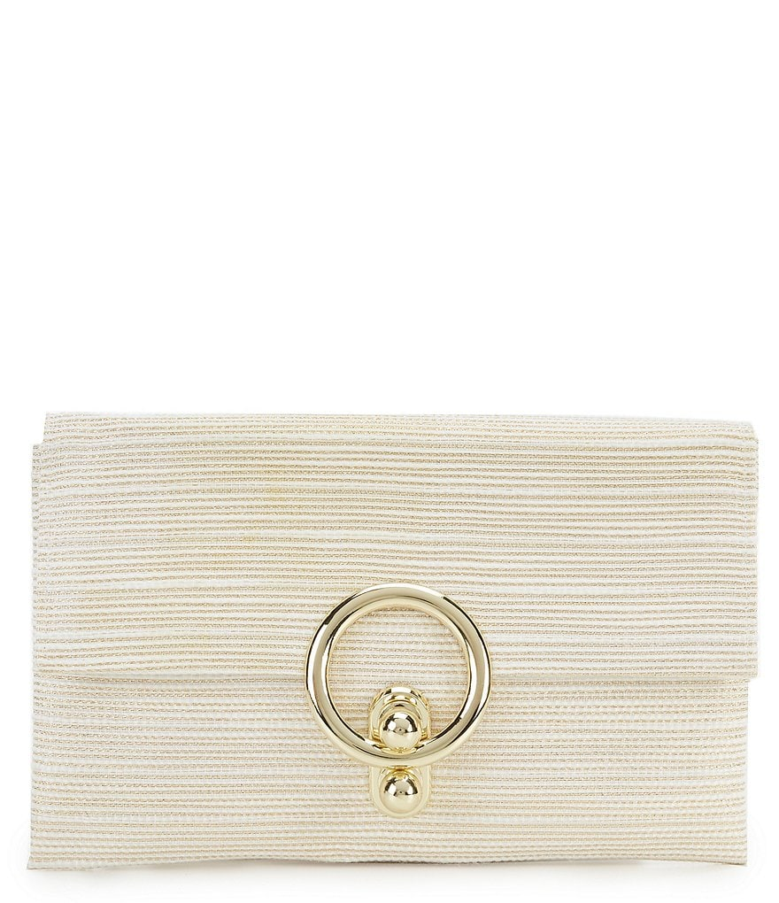 Kate Landry Large Ring Clutch