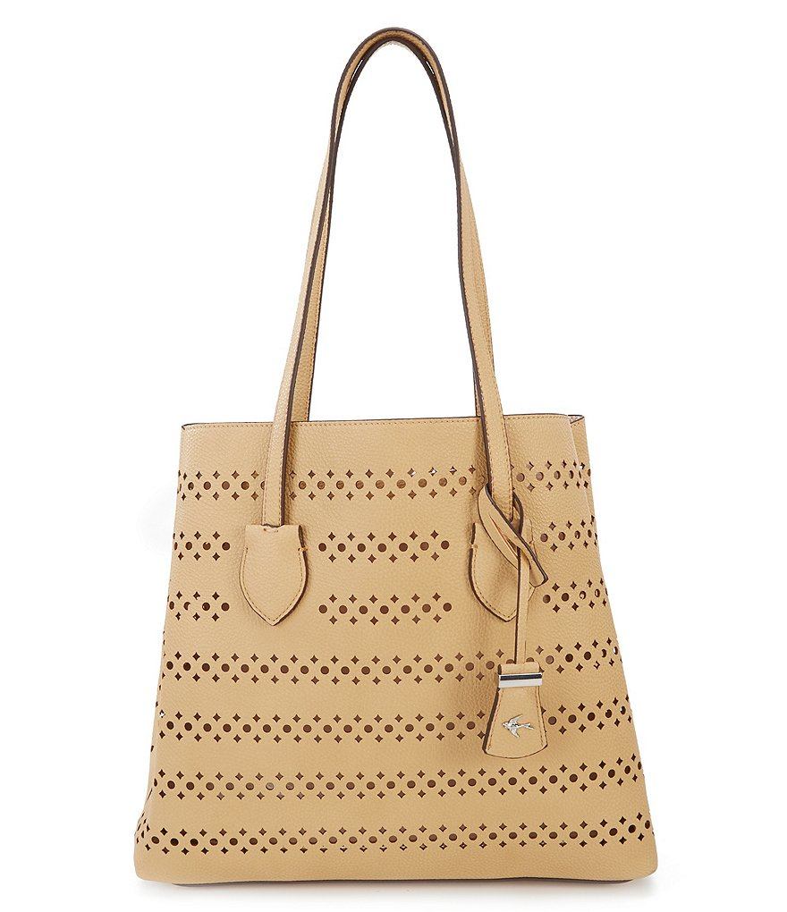 Kate Landry Perforated Tote