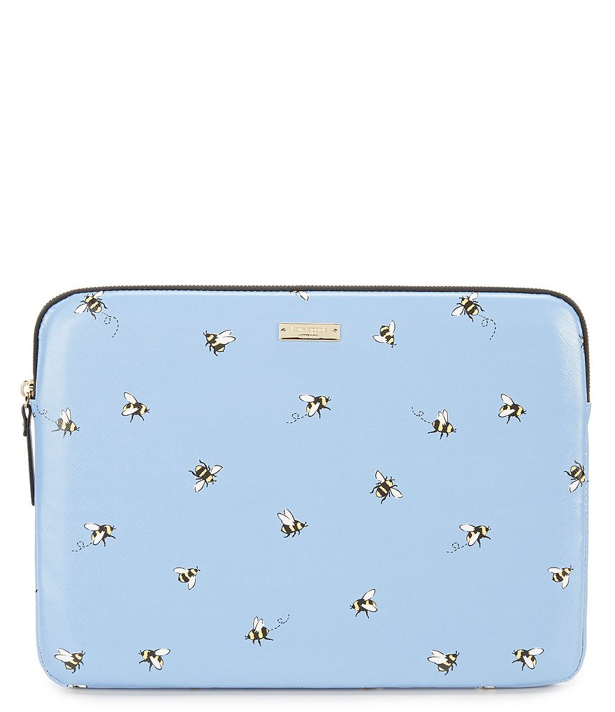 kate spade new york 13 Inch A Bumble Bee Buzz Laptop Sleeve