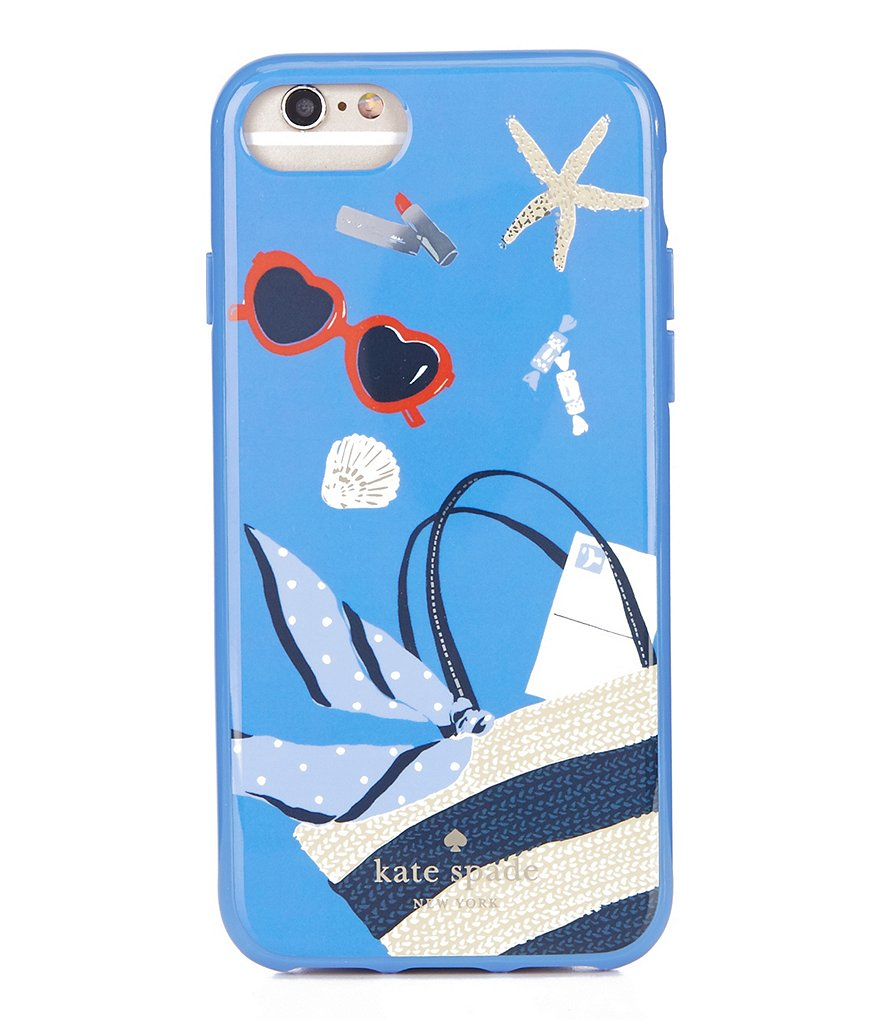 kate spade new york Beach Bag IPhone 7/8 Case