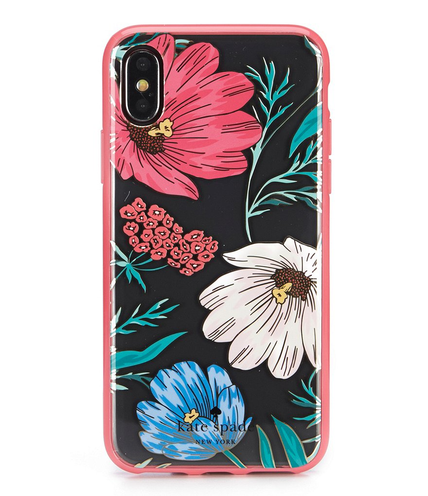 kate spade new york Blossom iPhone Case - X