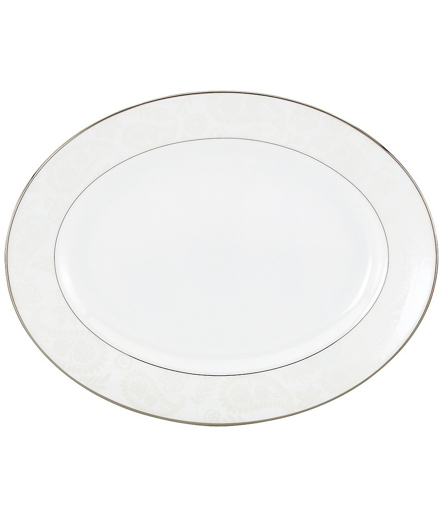 kate spade new york Bonnabel Place China 13#double; Oval Platter