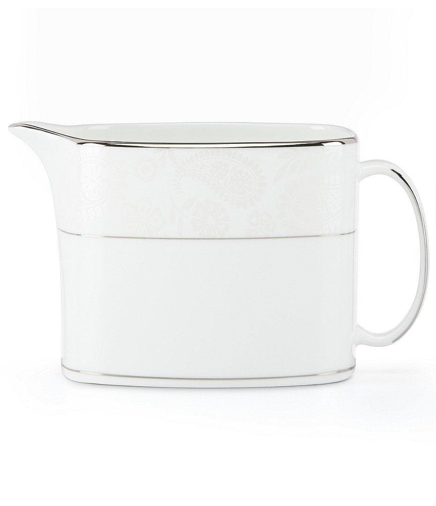 kate spade new york Bonnabel Place Paisley Creamer