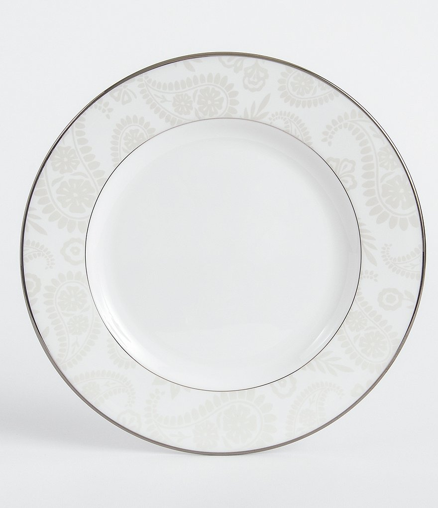 kate spade new york Bonnabel Place Paisley Salad Plate