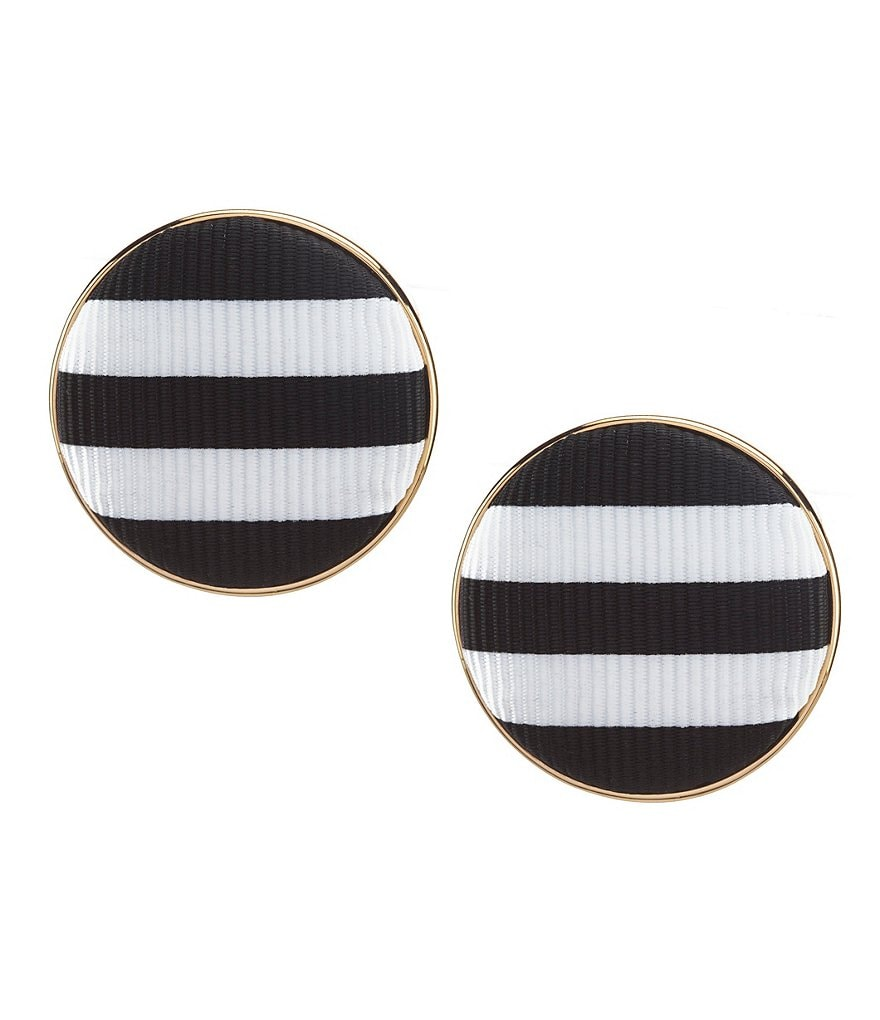 kate spade new york Button Stud Earrings