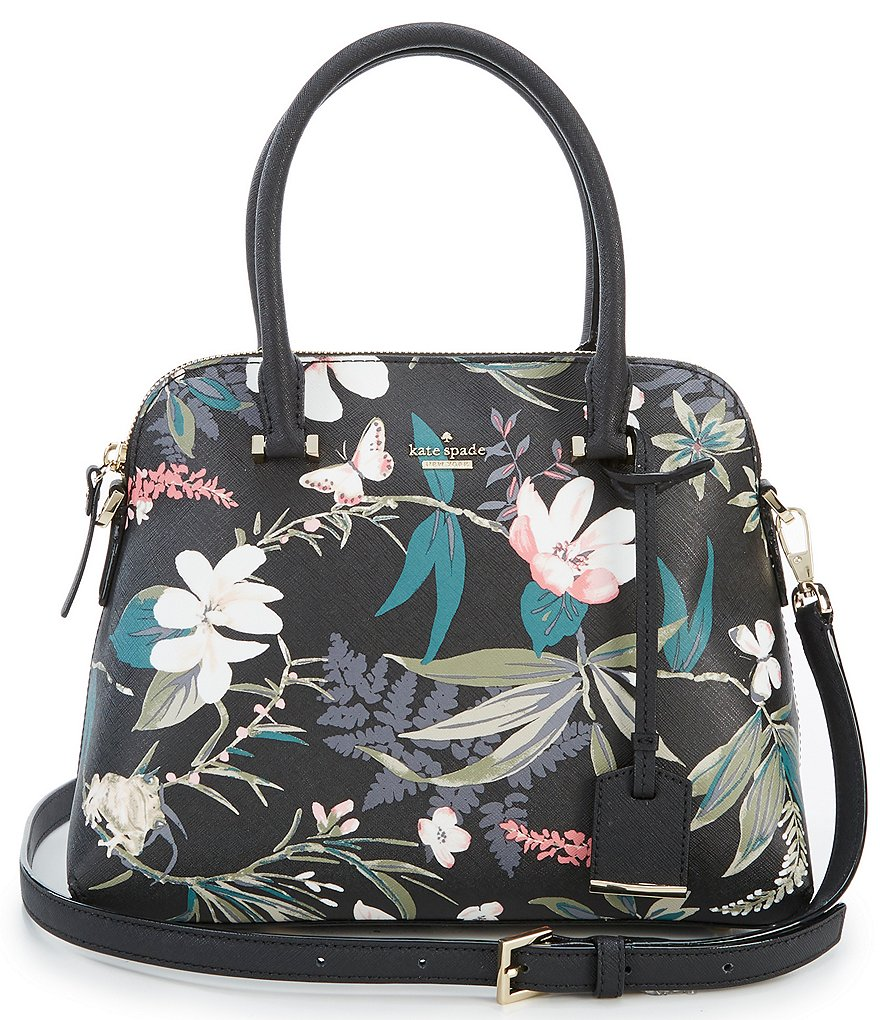 kate spade new york Cameron Street Botanical Maise Satchel