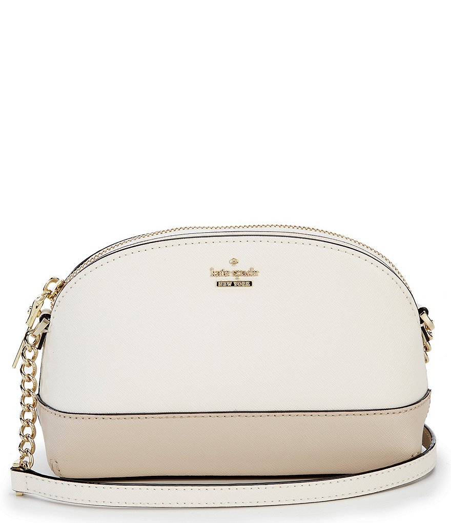 kate spade new york Cameron Street Hilli Color Block Mini Cross-Body Bag