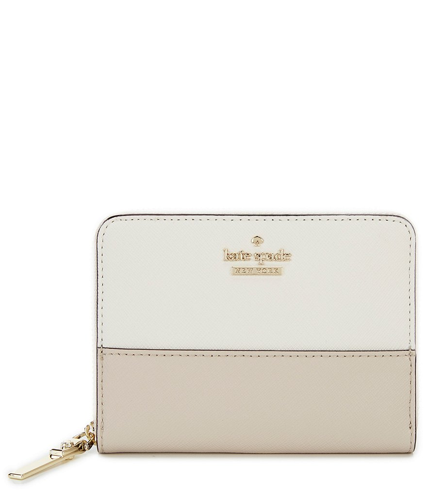 kate spade new york Cameron Street Lainie Colorblock Multifunction Wallet
