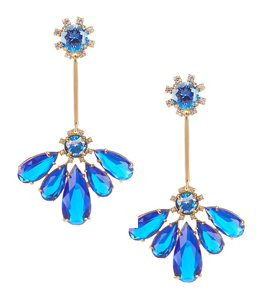 kate spade new york Color Crush Drop Earrings