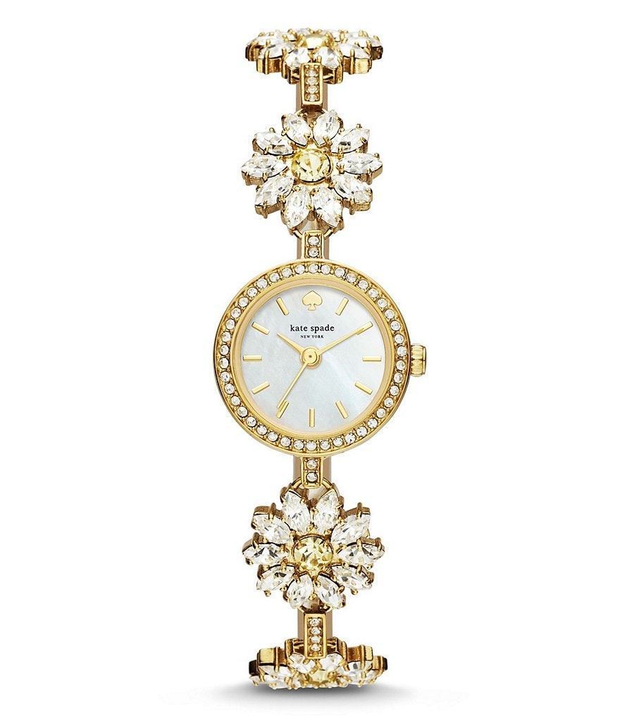 kate spade new york Daisy Chain Bracelet Watch