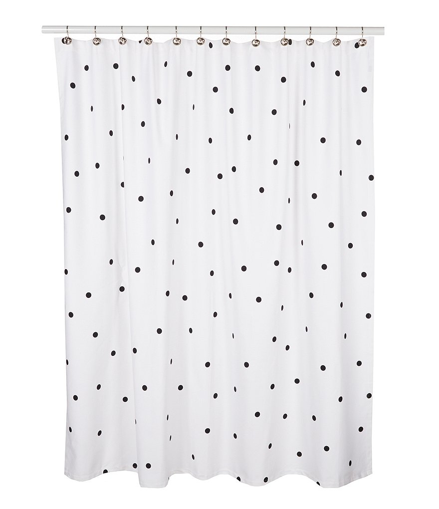 kate spade new york Deco Dot Shower Curtain | Dillards