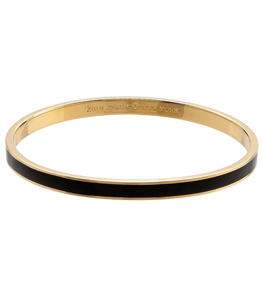kate spade new york Draw the Line Idiom Bangle