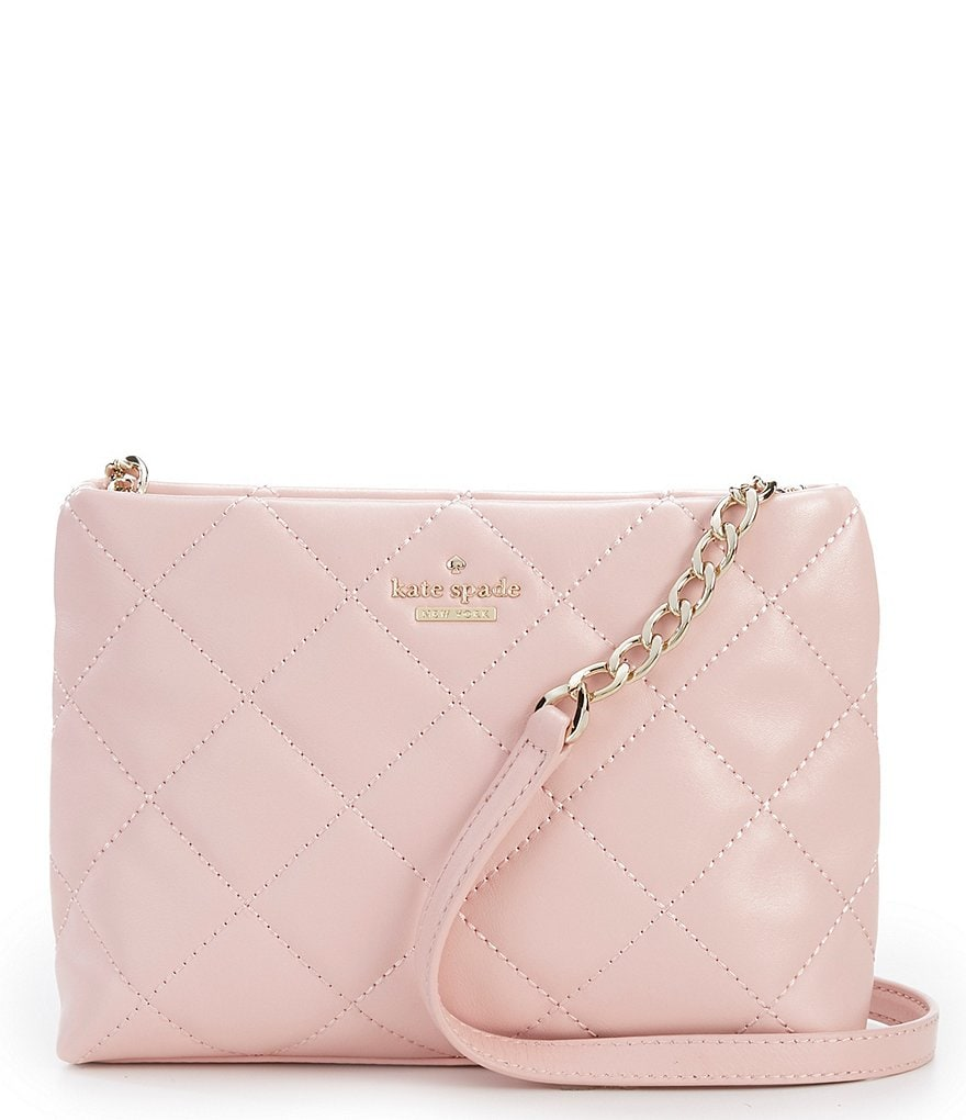 kate spade new york Emerson Place Caterina Quilted Cross-Body Bag